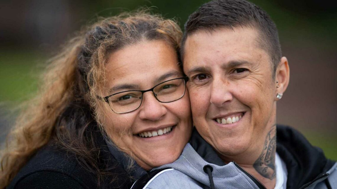 I divorced my lesbian wife for cheating – now he's transitioned and we've remarried as husband & wife
