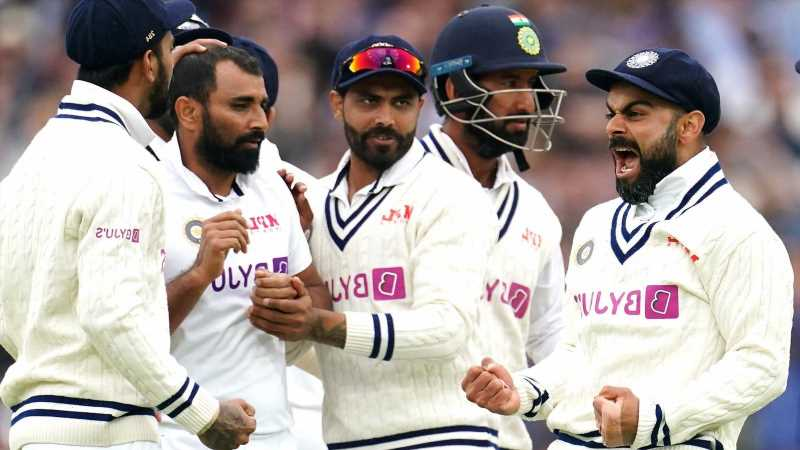 India's Virat Kohli says on-field 'tension' motivated his side to beat England in Lord's Test