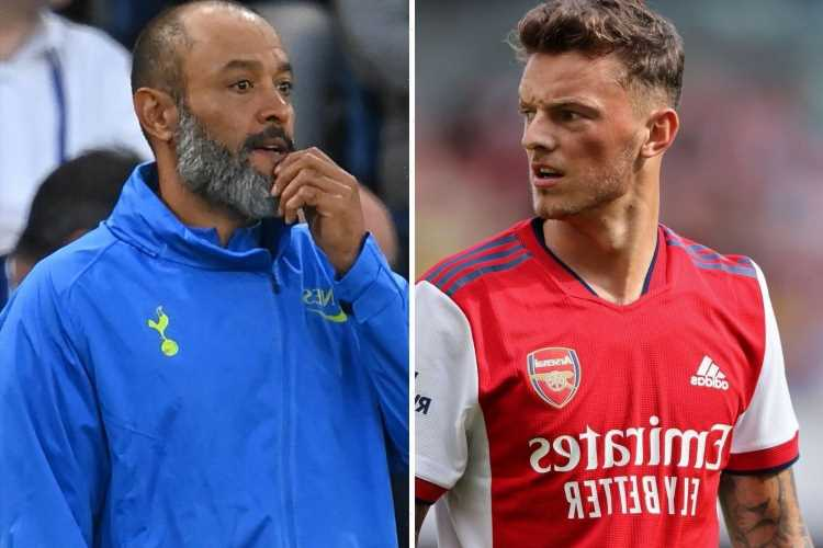 Is Tottenham vs Arsenal on TV? Live stream, team news and kick-off time for TODAY'S pre-season North London derby