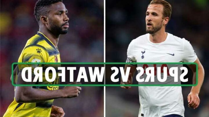 Is Tottenham vs Watford on TV? Channel, live stream, kick-off time and team news for TODAY'S Premier League fixture