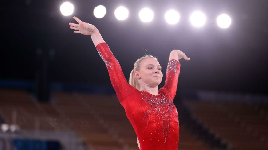 Jade Carey's wild path to the Olympic Games — and possibly a gymnastics medal