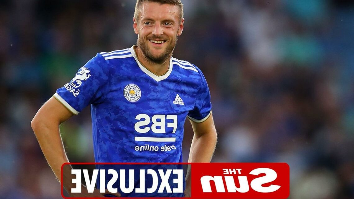 Jamie Vardy continues lucky streak with £30,000 casino win after Wembley triumph