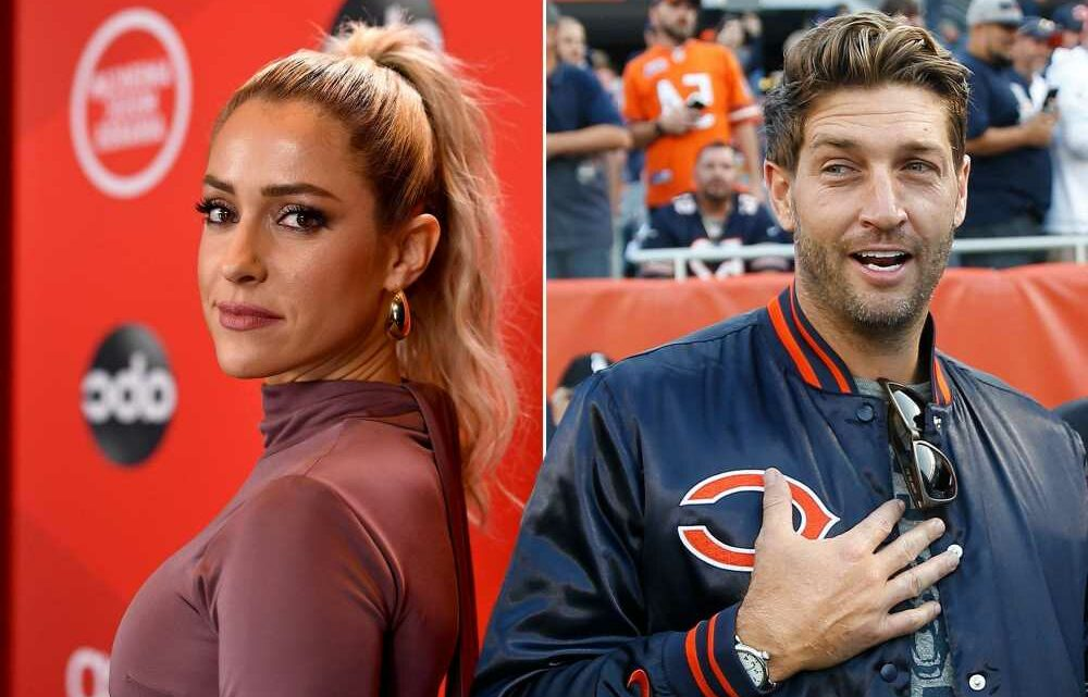 Jay Cutler says dating is 'hard as hell' after Kristin Cavallari divorce