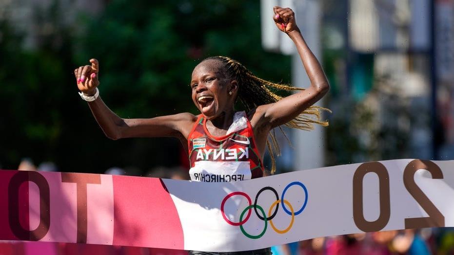 Jepchirchir beats heat in Sapporo to win Olympic marathon