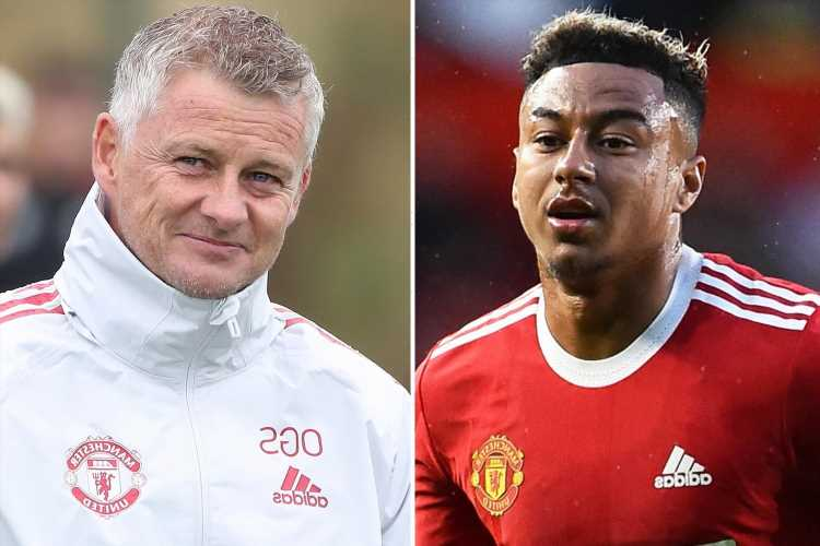 Jesse Lingard 'to request Man Utd exit if boss Solskjaer cannot guarantee playing time' with West Ham keen on transfer