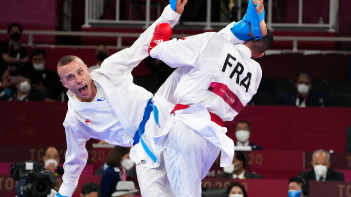 Karate Gets Its Own Showcase at the Tokyo Games