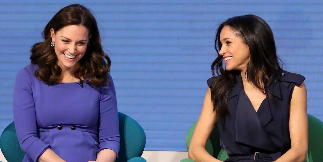 Kate Middleton And Meghan Markle Are Closer Than They've Ever Been