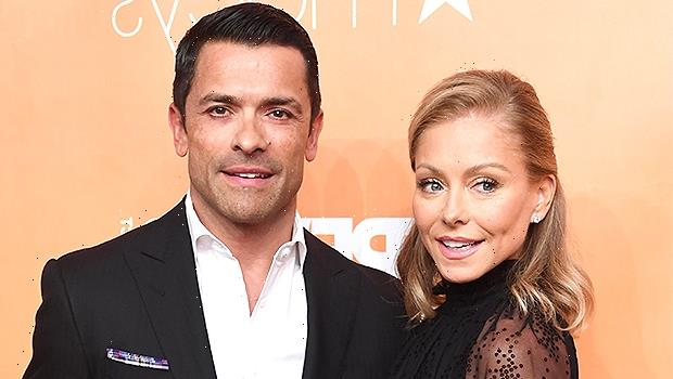 Kelly Ripa, 50, Goes Makeup-Free In A Selfie With Mark Consuelos As She Jokes About Being 'Empty Nesters'
