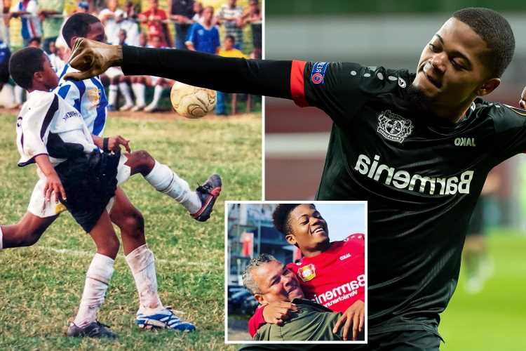 Leon Bailey had tough childhood in Jamaica, and his stepdad was kidnapped in Mexico and left for dead in the desert
