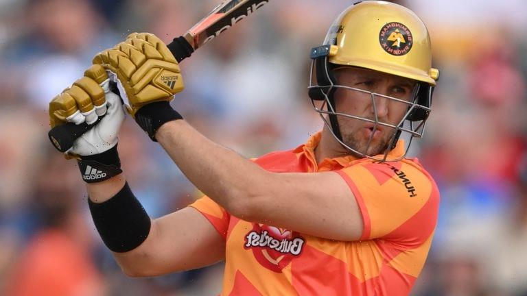 Liam Livingstone says The Hundred has inspired new generation; hopes Birmingham Phoenix have played part