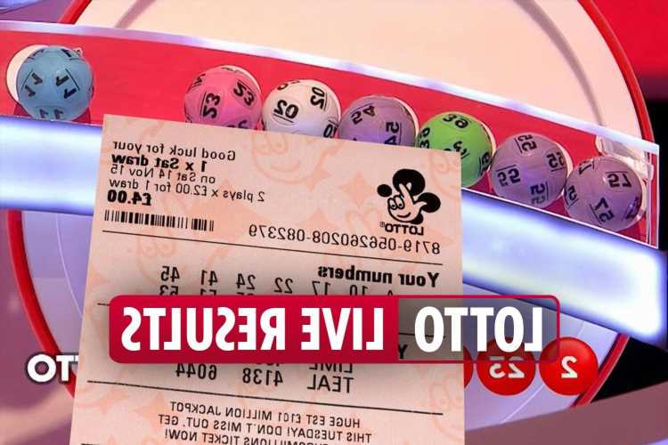 Lotto results LIVE: National Lottery numbers and Thunderball draw tonight, August 18, 2021