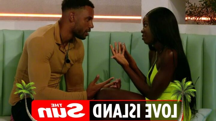 Love Island fans spot 'clue' Tyler is lying to Kaz about how he feels – but did you see?