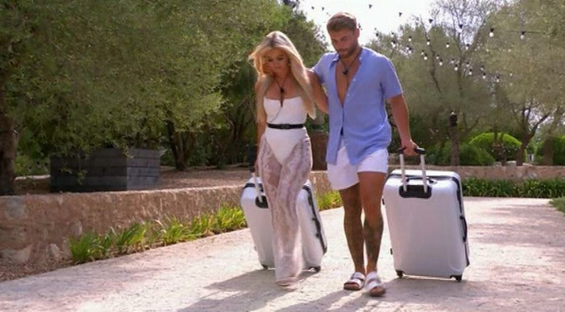 Love Island's Jake and Liberty 'comforted by mental health team after exit'