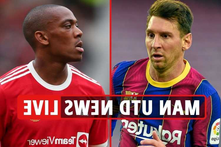 Man Utd transfer news LIVE: Griezmann summer bid, Messi FREE transfer wanted, £50m Martial to Inter Milan LATEST
