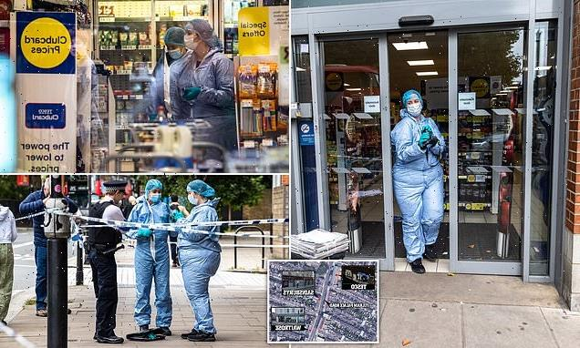 Man charged with 'contaminating or interfering with goods' at shops