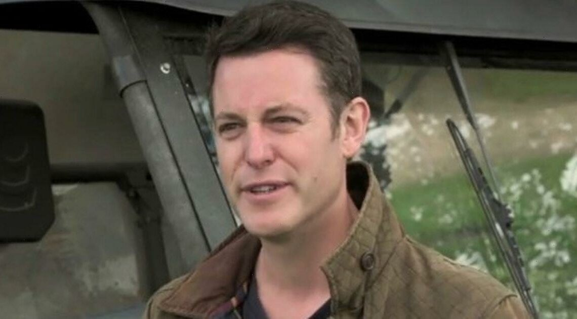 Matt Baker''s mum in tears after life-changing accident on Our Farm in the Dales