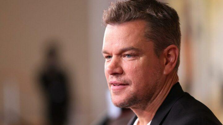 """Matt Damon Admitted to Using the """"F-Slur"""" Until Just Months Ago"""
