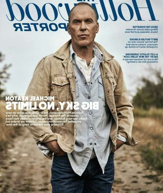 Michael Keaton: Post-Batman, 'I'm not sure I've ever seen an entire [comic book] movie'