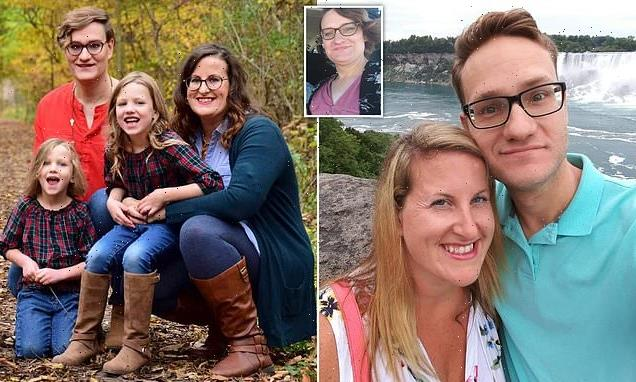Mother's husband became her wife when he transitioned to become woman