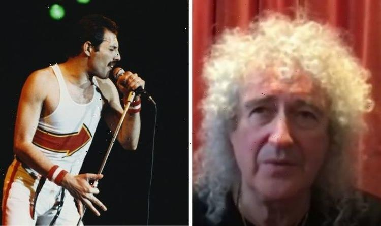'My life was falling to pieces' Brian May on 'horrendous' time before Freddie's death