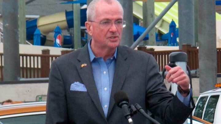 NJ Gov. Phil Murphy slams 'knucklehead' anti-vaxxers