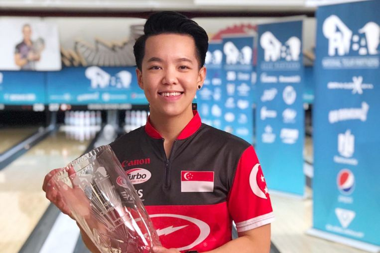 National bowler Shayna Ng sorry for Tiktok video that showed her holding e-cigarette