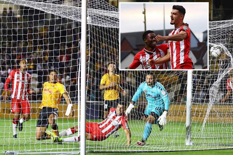 Newport 0 Southampton 8: Chelsea loanee Broja gets two as Hasenhuttl's side are on right side of hammering for once