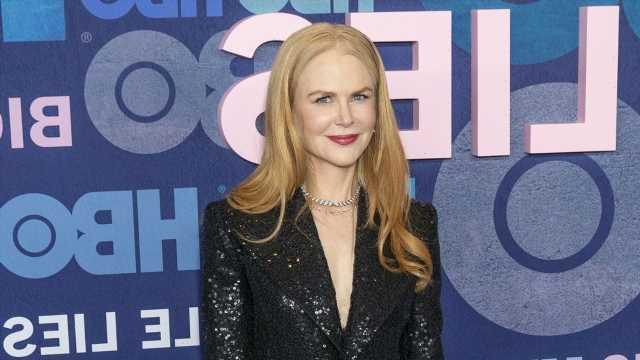 Nicole Kidman Says She Regrets Not Having More Children