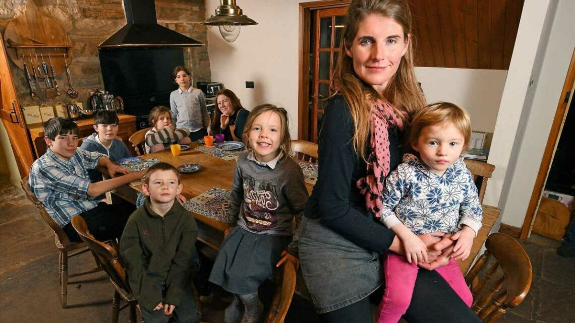 Our Yorkshire Farm's Amanda Owen's kids reveal the one subject that's completely off limits with mum
