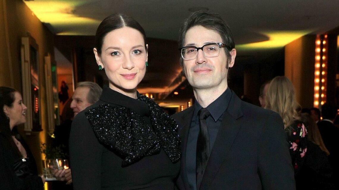 Outlander's Caitríona Balfe Gives Birth, Welcomes Baby Boy With Tony McGill
