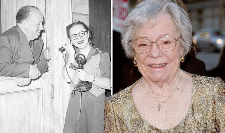 Pat Hitchcock dead: Daughter of Alfred Hitchcock and Strangers on Train star dies aged 93
