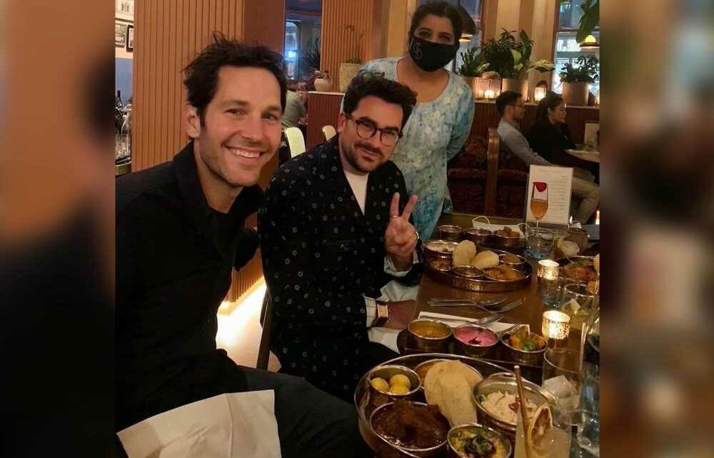 Paul Rudd's youthful look due to being 'unbelievably kind'