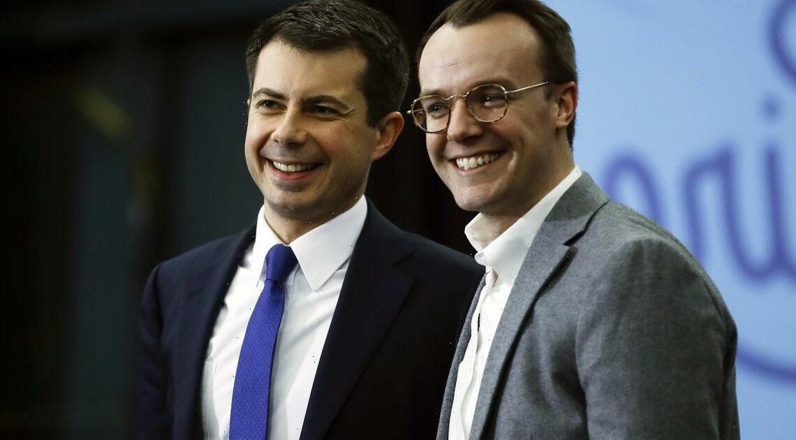 """Pete Buttigieg says he and husband Chasten have become parents: """"We're overjoyed"""""""