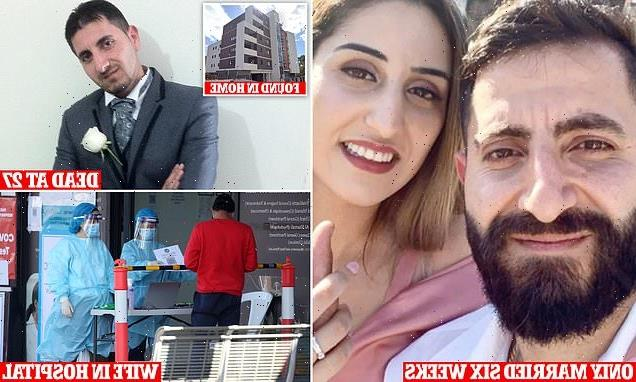 Pictured: Newlywed, 27, who died in southwest Sydney from Covid