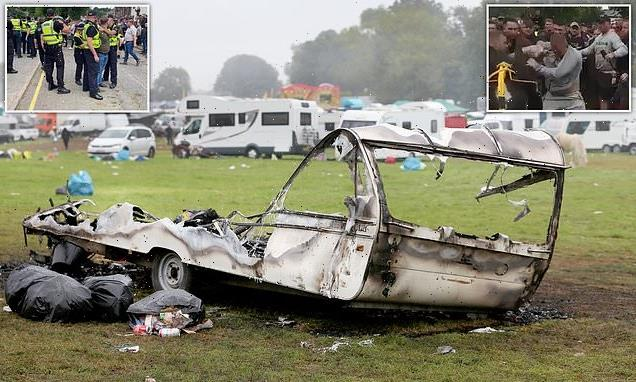 Police probe 'sexual assault' on woman at Appleby Horse Fair
