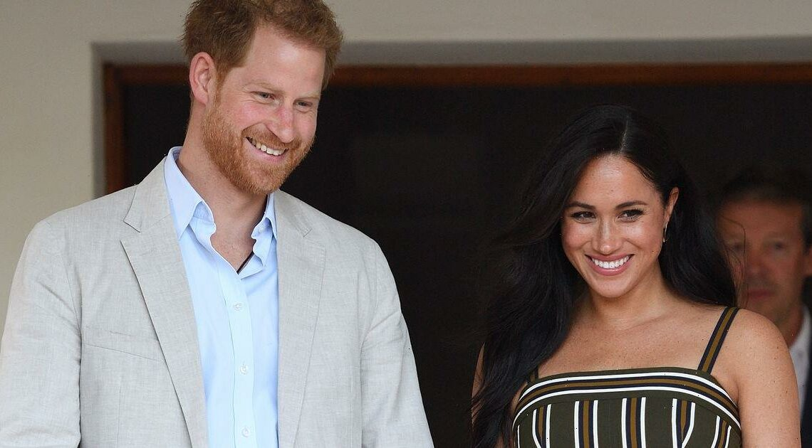 Prince Harry 'ordered a £150 naked cake for Meghan Markle's 40th' – but what is it?