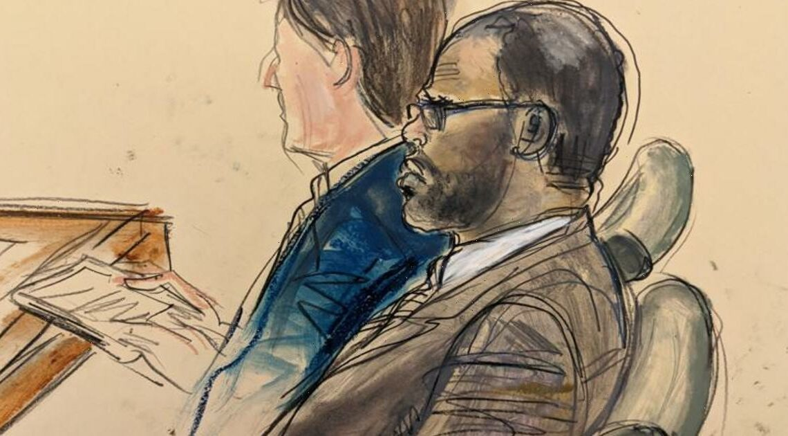 R. Kelly accuser gives emotional testimony in racketeering trial