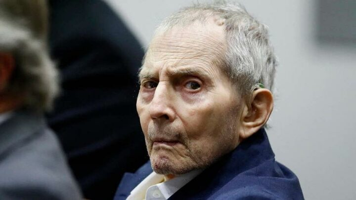 Robert Durst details alleged relationship with Prudence Farrow on day 7 of explosive murder trial