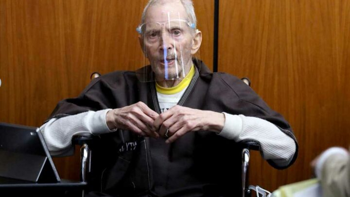 Robert Durst testifies that he used cocaine, meth before wife's 1982 disappearance