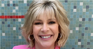 Ruth Langsford 'hid in room' as furious anti-vax protesters stormed TV studio