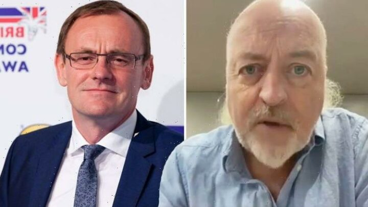 Sean Lock fought advanced lung cancer in secret for a 'few years' says pal Bill Bailey