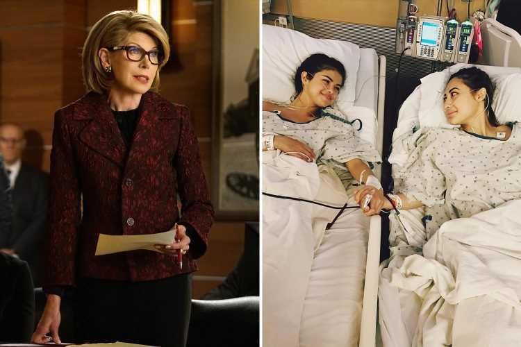 Selena Gomez fans slam The Good Fight after show makes 'cruel' & 'disrespectful' joke about star's kidney transplant