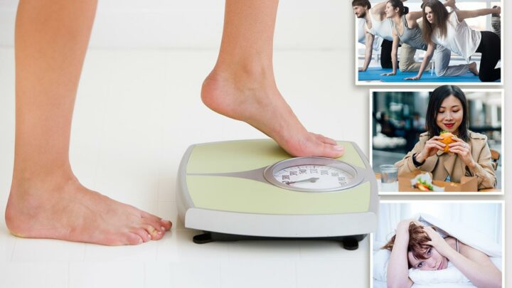 Struggling to lose weight? The 6 diet mistakes you could be making
