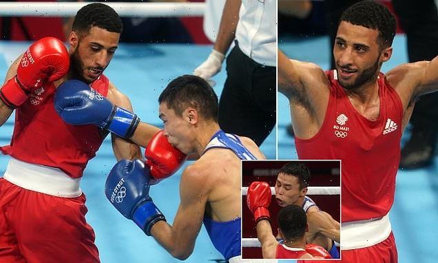 Team GB's Galal Yafai reaches Olympic men's flyweight final