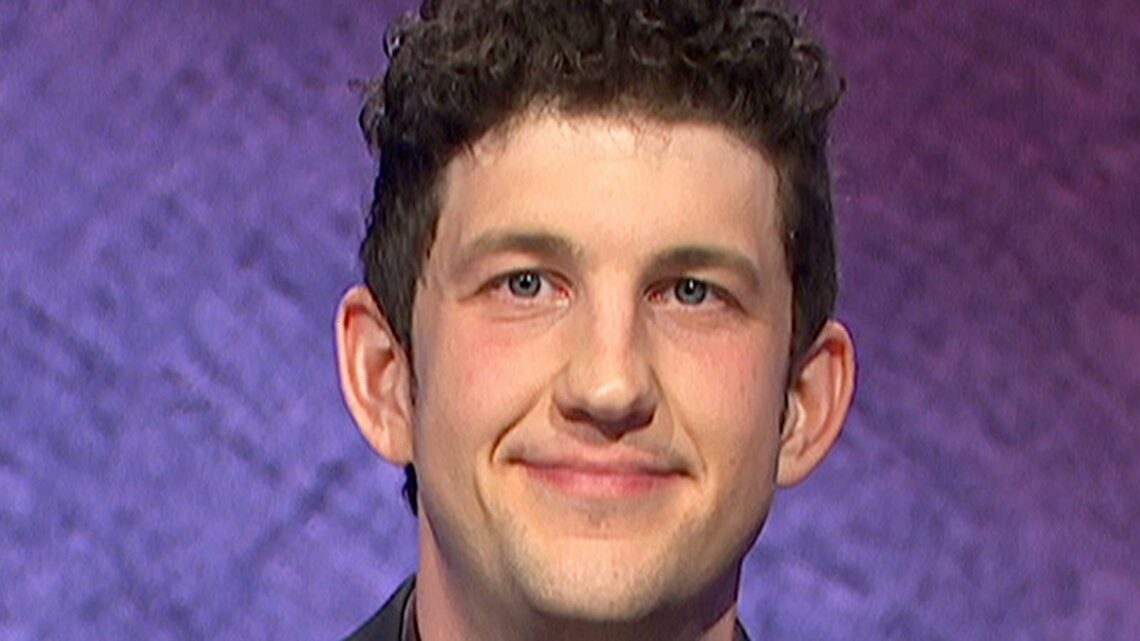 The Truth About Jeopardy! Contestant Matt Amodio's Unusual Playing Strategy