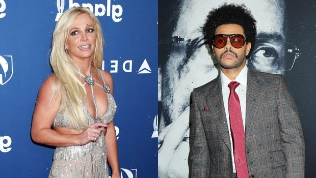 The Weeknd Reveals How Britney Spears Actually Inspired The Sounds Of His Next Album
