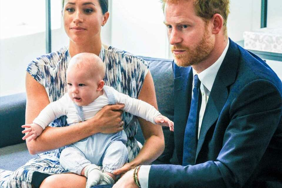 The real reason Prince Harry & Meghan Markle cut short '5-month' parental leave – and it's everything to do with cash