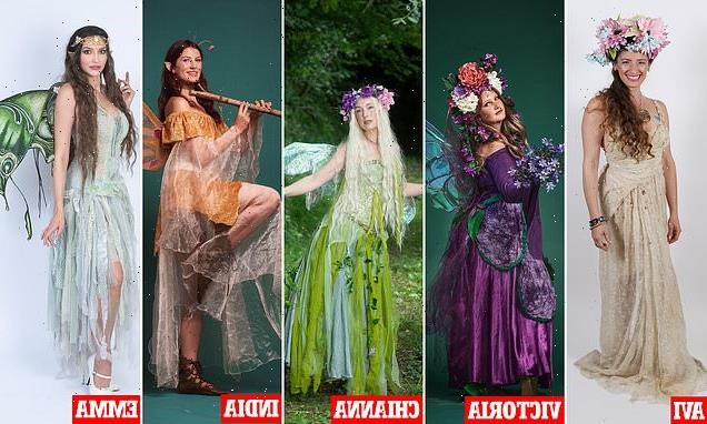 These women claim to be the living embodiment of fairies