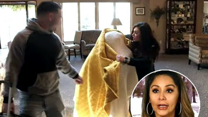 This Is How Snooki Was 'Smuggled' Into Jersey Shore Bubble for JWoww's Birthday (Exclusive)