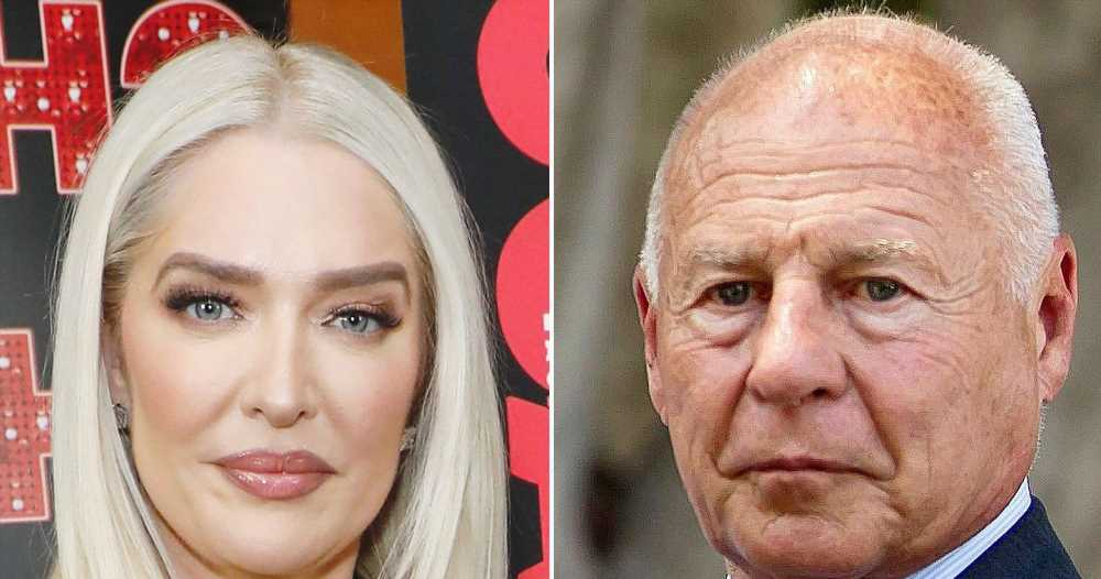 Tom Girardi's Firm Is Selling Erika Jayne 'Collectibles' to Pay Creditors